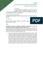 Estructura de Datos Estaticos y Dinamicos