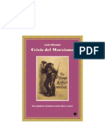 Althusser Louis Crisis Del Marxismo