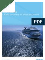 Halton Marine Cruise and Ferry Brochure