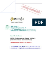 Moderation Script (10/2011)