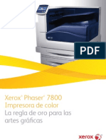 7860 Brochure Español - Ofimatic