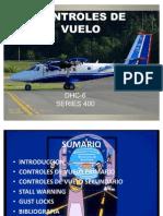 Controles de Vuelo 2012 Series 400