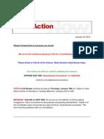 Take Action Oppose Scr 1005 #CFSA