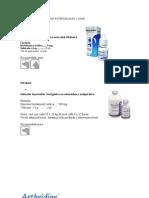 Antiinflamatorios No Esteroidales