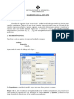 Regresion Lineal Con Spss