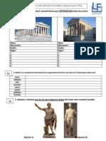Examen Grecia y Roma II