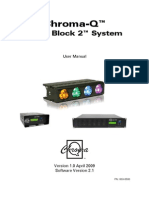 Color Block 2 System