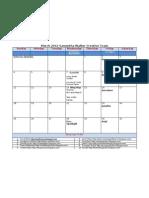 March 2012 SW Calendar