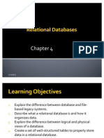 Accounting Information Systems - Relational Databases