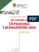Doctorado Lit. Latinoamericana[1]