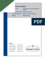 Dsu Internal Review Final Draft