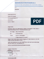 Dody Firmanda 2012 - Penyelenggaraan Komite Medik RS Dr Oen Surakarta 25 Februari 2012