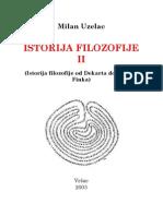 6 MilanUzelac Istorija Filozofije II