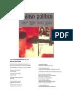 Analisis Politico - Boaventura de Sousa Santos