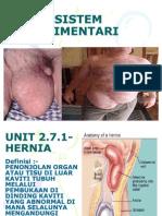 Unit 2.7.1 Hernia
