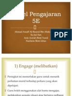 Model Pengajaran 5E