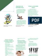 Factores de Saúde e Risco Associados à Prática da Actividade Física