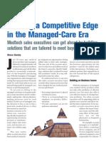 Building a Competitive Edge MX