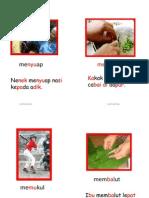 kad ayat bergambar - Bahasa Melayu