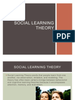 Social Learning Theory PPT (1)