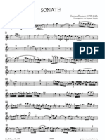 IMSLP107550-PMLP218959-Donizetti - Sonata for Oboe and Piano