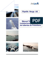 Manual Técnico para instalaciones submarinasde tuberías de Polietileno_Pipelife Norge AS