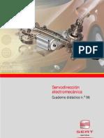 cd098 Servordirección electromecánica