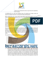 BW - Hospitality Industry Marketing Plan - 10-2-2012