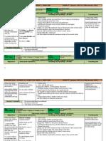 week 2 - jan 2012  - english lesson plan