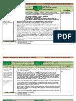 week 3 - jan 2012 - english lesson plan