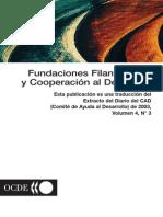 Fundaciones Filantrópicas y Cooperación al Desarrollo