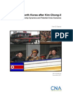 North Korean Succession Analysis