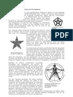 Erläuterungen zur Geschichte des Pentagramms
