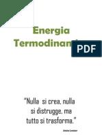 Energia Termodinamica