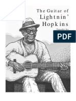 The Guitar of Lightnin Hopkins