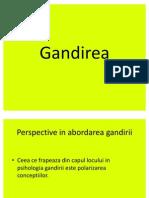 Gandirea