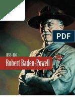 Robert'o Baden-Powell'io gyvenimo istorija