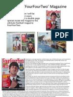 Four Four Two Magazine Analysis