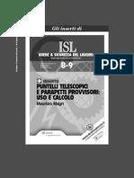 Puntelli Telescopici e Parapetti Provvisori - Magri