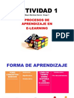 Learning- Procesos de Aprendizaje