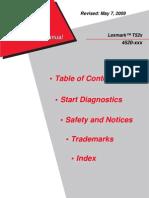 T52x Service Manual