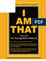 Sri Nisargadatta Maharaj ~ I AM THAT