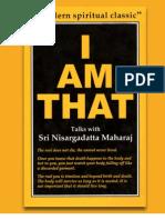 Sri Nisargadatta Maharaj ~ I AM THAT