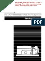 Onan Service Manual 965-0531B