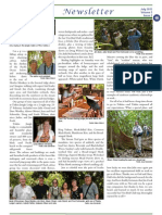 SVBC Trip to Tiskita Jungle Lodge, from SVBC Newsletter, Vol 5-No 2 (Jul 2011)