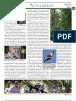 SVBC Visits Hacienda La Amistad, from SVBC Newsletter, Vol 5-No 1 (Aug 2010)