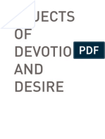 Objects of Devotion and Desire