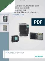 01.D11 1 SINAMICS G120 2008