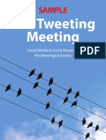 The Tweeting Meeting (Book Sample)