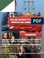 ROL DEL ESTADO Y LA TUTELA JURÍDICA DEL CONSUMIDOR-ULADECH PIURA 2012-AYALA TANDAZO EDUARDO
